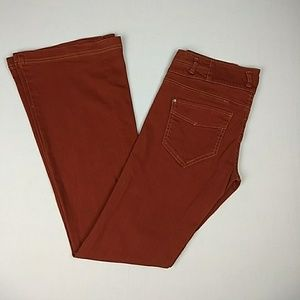 Fire Los Angeles Bell Bottom Flare Jeans
